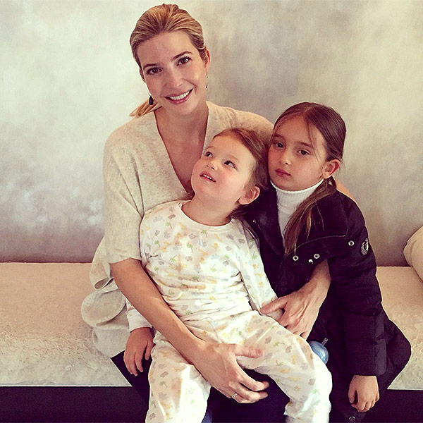 Ivanka Trump and Children