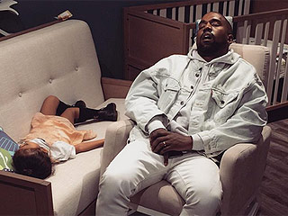 Kim Kardashian West Catches Kanye and North Napping During Shopping Trip with John Legend and Chrissy Teigen