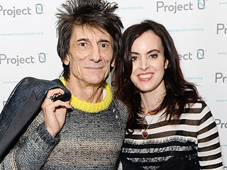 'My Little Stars': Ronnie Wood and Wife Sally Reveal They're Expecting Twin Girls