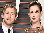 Anne Hathaway Welcomes Son Jonathan Rosebanks