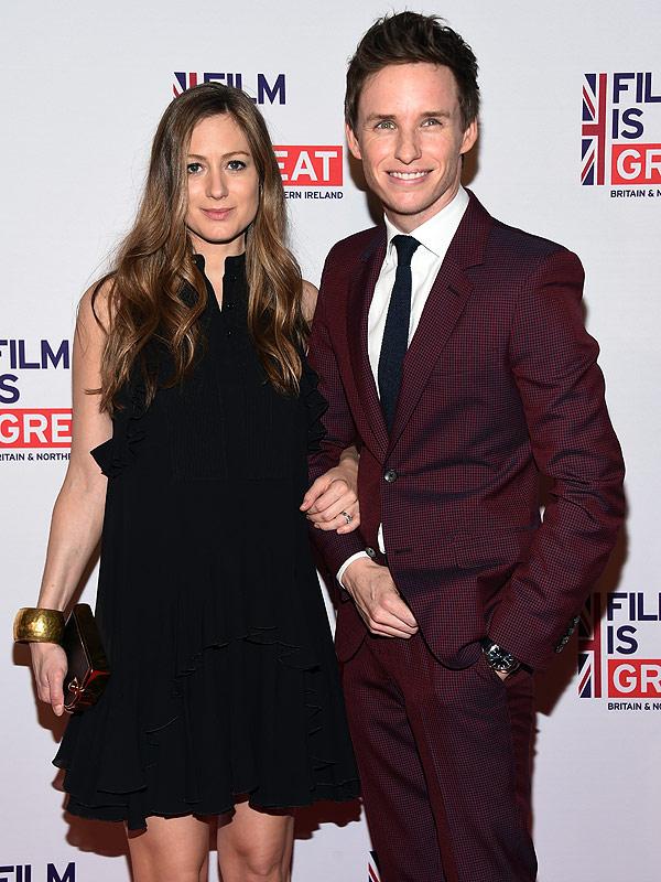 Oscars 2016 Eddie Redmayne wife pregnant