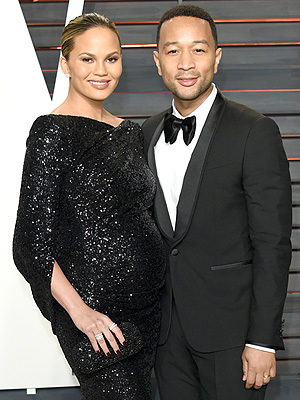 John Legend and Chrissy Teigen Welcome Daughter Luna Simone
