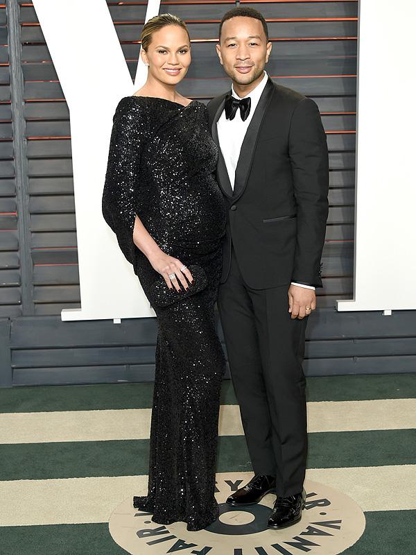 Chrissy Teigen John Legend Oscars