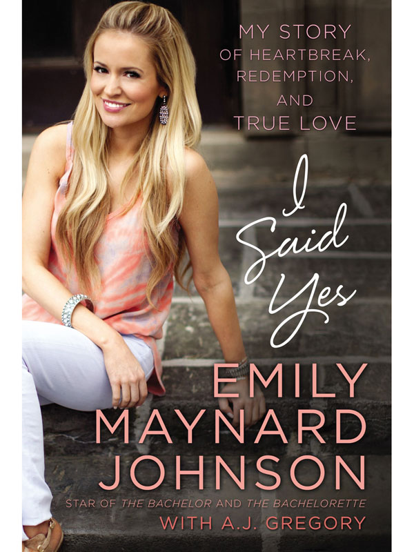 Emily Maynard Johnson pregnant expecting third child