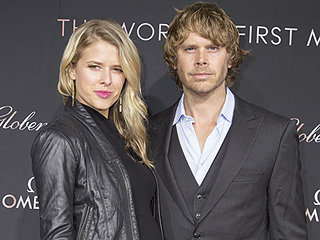 Second Child on the Way for Eric Christian Olsen and Sarah Wright Olsen