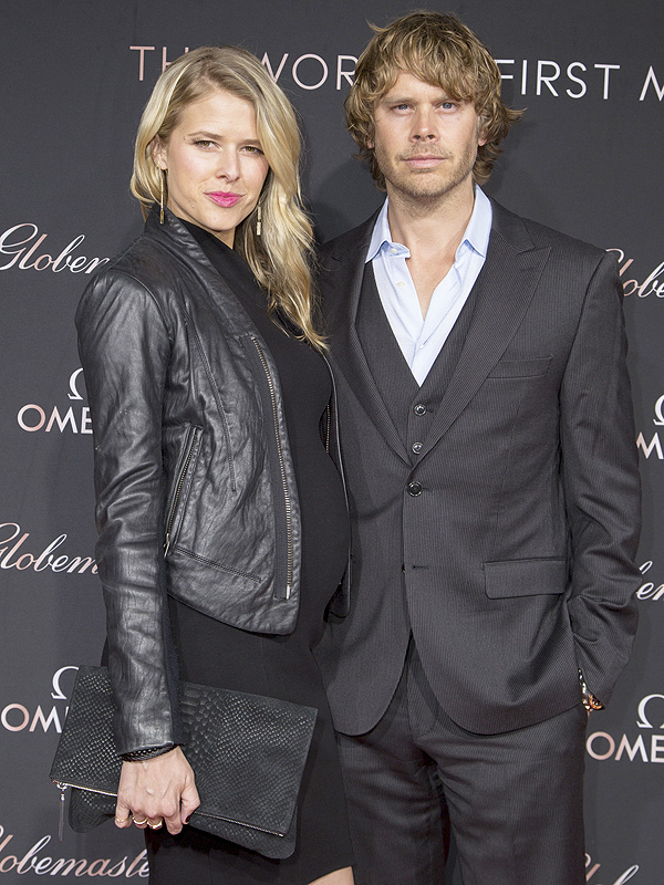 Eric Christian Olsen Sarah Wright Olsen Pregnant Expecting Second Child