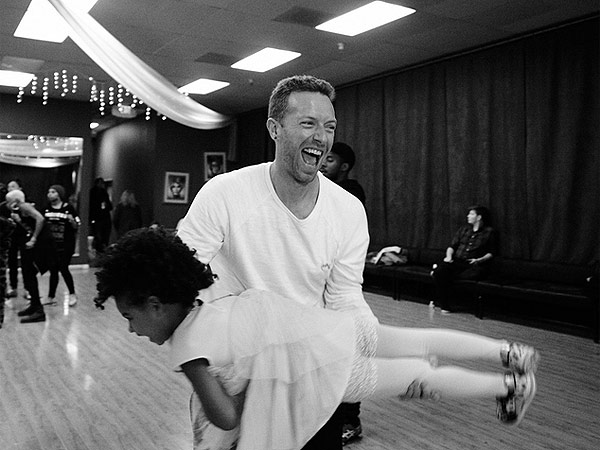 Beyonce Chris Martin Blue Ivy