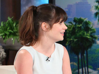 Zooey Deschanel Is Totally Confused By – and Enamored with – Her Daughter's 'Pterodactyl' Noises