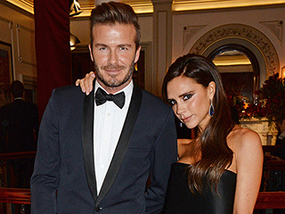 David Beckham Praises Wife Victoria for U.K.'s Mother's Day: 'She Gave Me the Most Amazing Children'