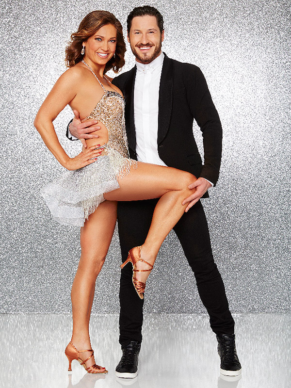 Ginger Zee Dancing with the Stars