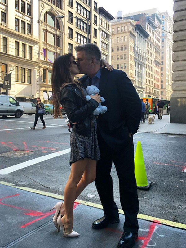 Baby Boy on the Way for Alec and Hilaria Baldwin