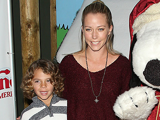 Kendra Wilkinson Says She'd Let Her Son See Her Nude Playboy Photos: 'It's Not Taboo Anymore'