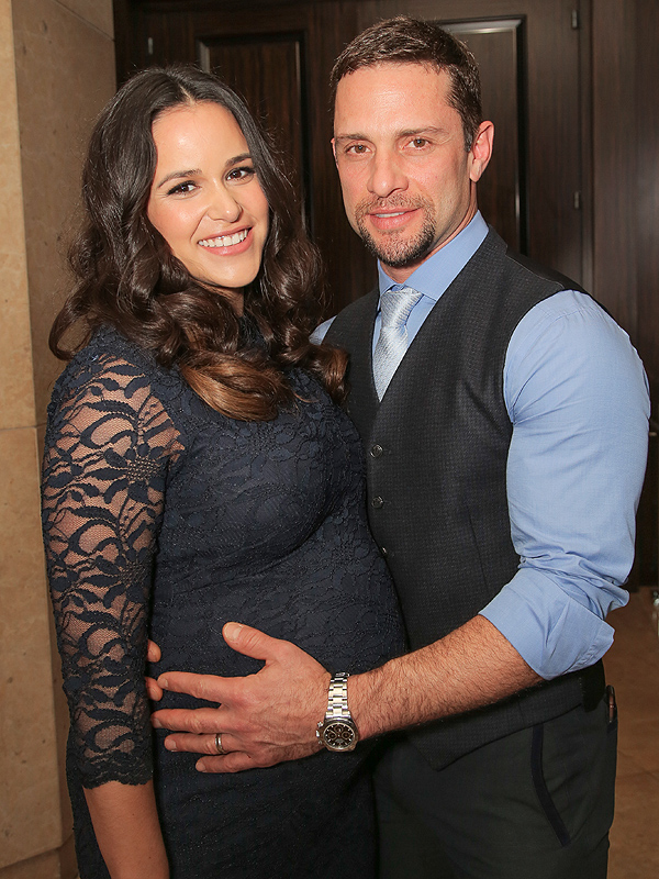 Melissa Fumero pregnant Alliance for Children's Rights