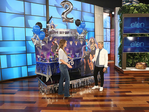 Olivia Wilde on Ellen 2