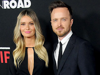 Aaron Paul Says He Can't Wait to Have Kids with Wife Lauren