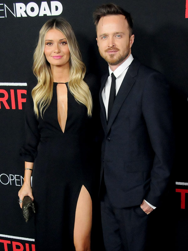 Aaron Paul Says He Can...