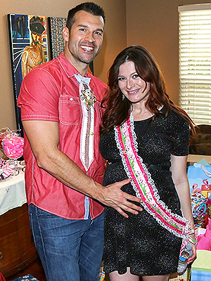Brendon Villegas Rachel Reilly welcome daughter