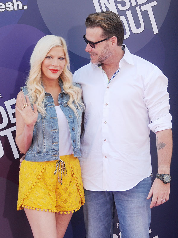 Tori Spelling Talks Public Backlash from Dyeing Daughter Stella\'s ...