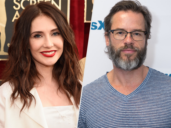 Guy Pearce and Carice van Houten pregnant