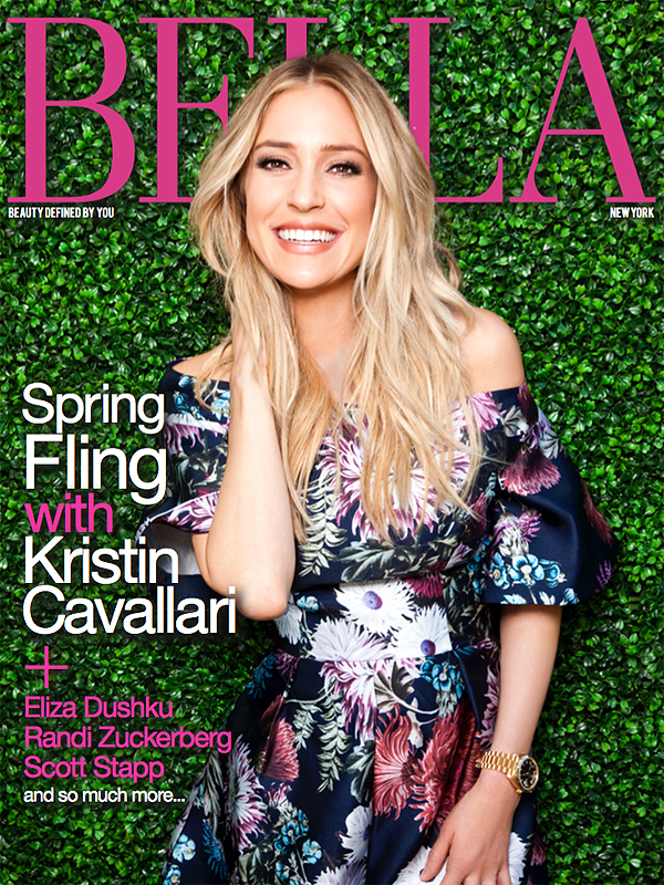 Kristin Cavallari on BELLA