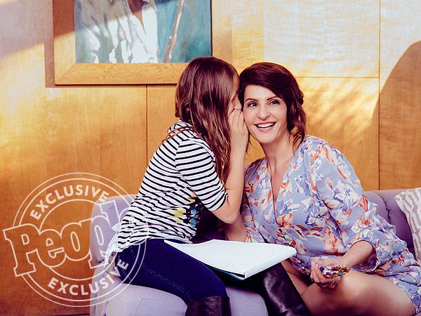 Nia Vardalos on Her Road to Motherhood, Daughter Ilaria's Adoption – Moms & Babies – Celebrity ...