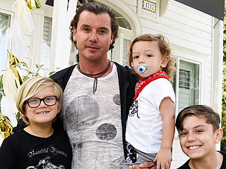 Gavin Rossdale Dotes on His and Gwen Stefani's Boys at Egg Hunt: 'Dad, You Are Dropping All of My Eggs,' Teases Son