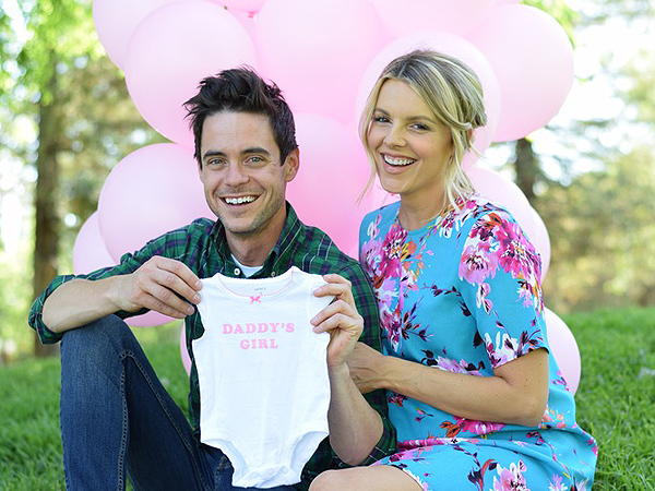 Ali Fedotowsky Expecting Daughter