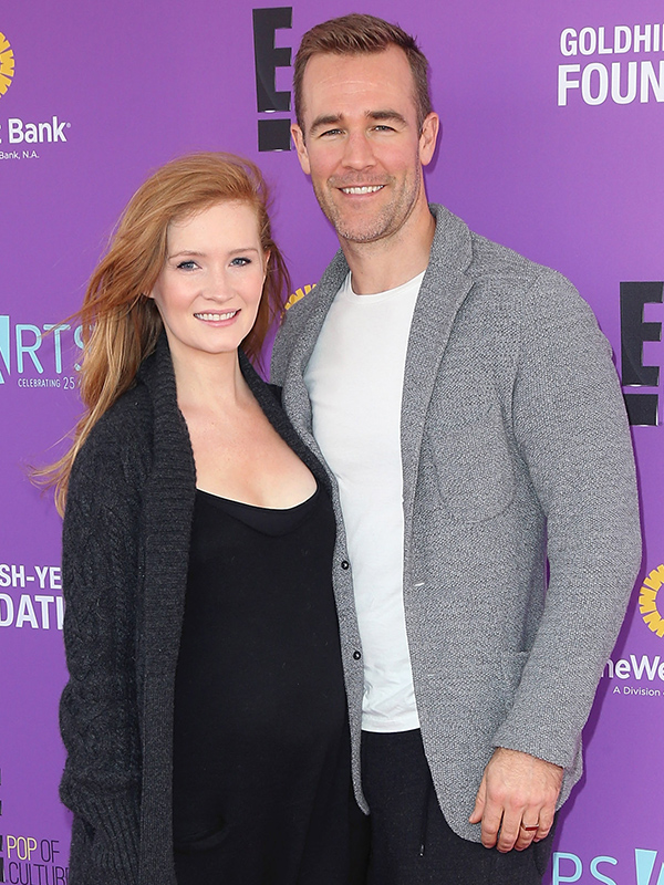 James Van Der Beek Welcomes Daughter