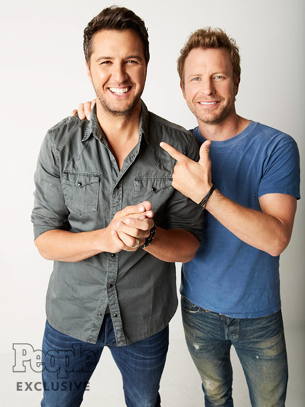 Dierks Bentley Luke Bryan