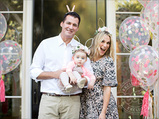 Happy First Birthday, Scarlett! Inside Molly Sims' Daughter's Adorable Party