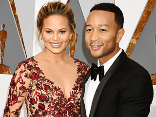 She's Here! John Legend and Chrissy Teigen Welcome Daughter Luna Simone
