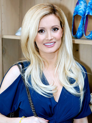 Holly Madison pregnant baby boy