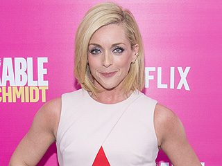 Just Like Mom! Jane Krakowski Says Her Son Bennett Is a 'Fun, Dramatic Child'