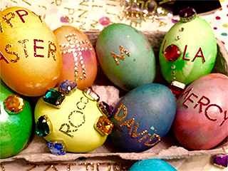 Happy Easter! Celebrities Share Sweet Photos of Their Family Celebrations