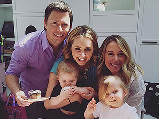 Beverley Mitchell Throws Daughter's Third Birthday Party at Jessica Biel's New Restaurant