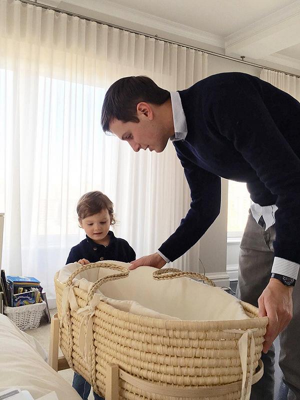 Ivanka Trump Jared Kushner Baby