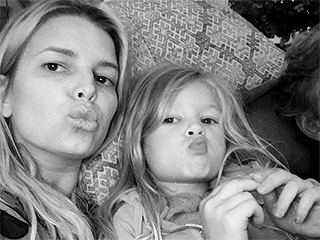 Jessica Simpson on Daughter Maxwell: She's Almost 4 and 'Might Be Wiser Than Me'