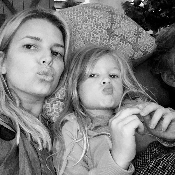 Jessica Simpson daughter Maxwell