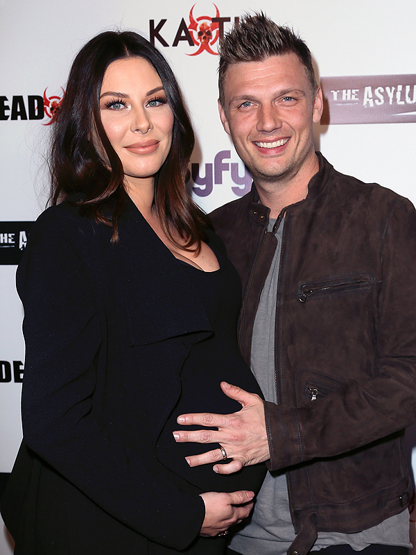 nick carter opens up about pregnant wife lauren kitt
