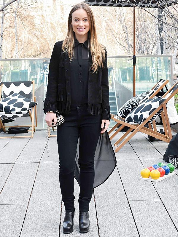 Olivia Wilde Marimekko for Target