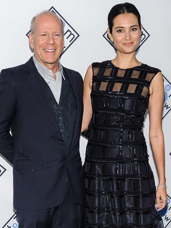 Bruce Willis Emma Heming Willis