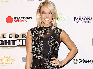 Carrie Underwood on Her 'Little Sponge' Isaiah: 'He's Growing and Learning Every Day'