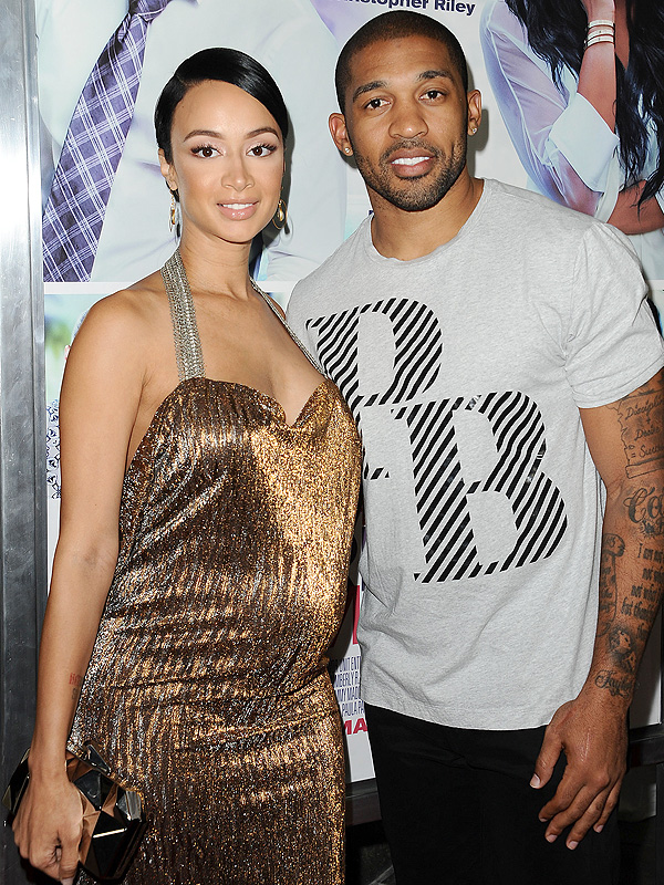 Draya Michele Orlando Scandrick welcome son