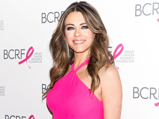 Elizabeth Hurley Takes Son Damian to Moroccan Desert for a Birthday Surprise