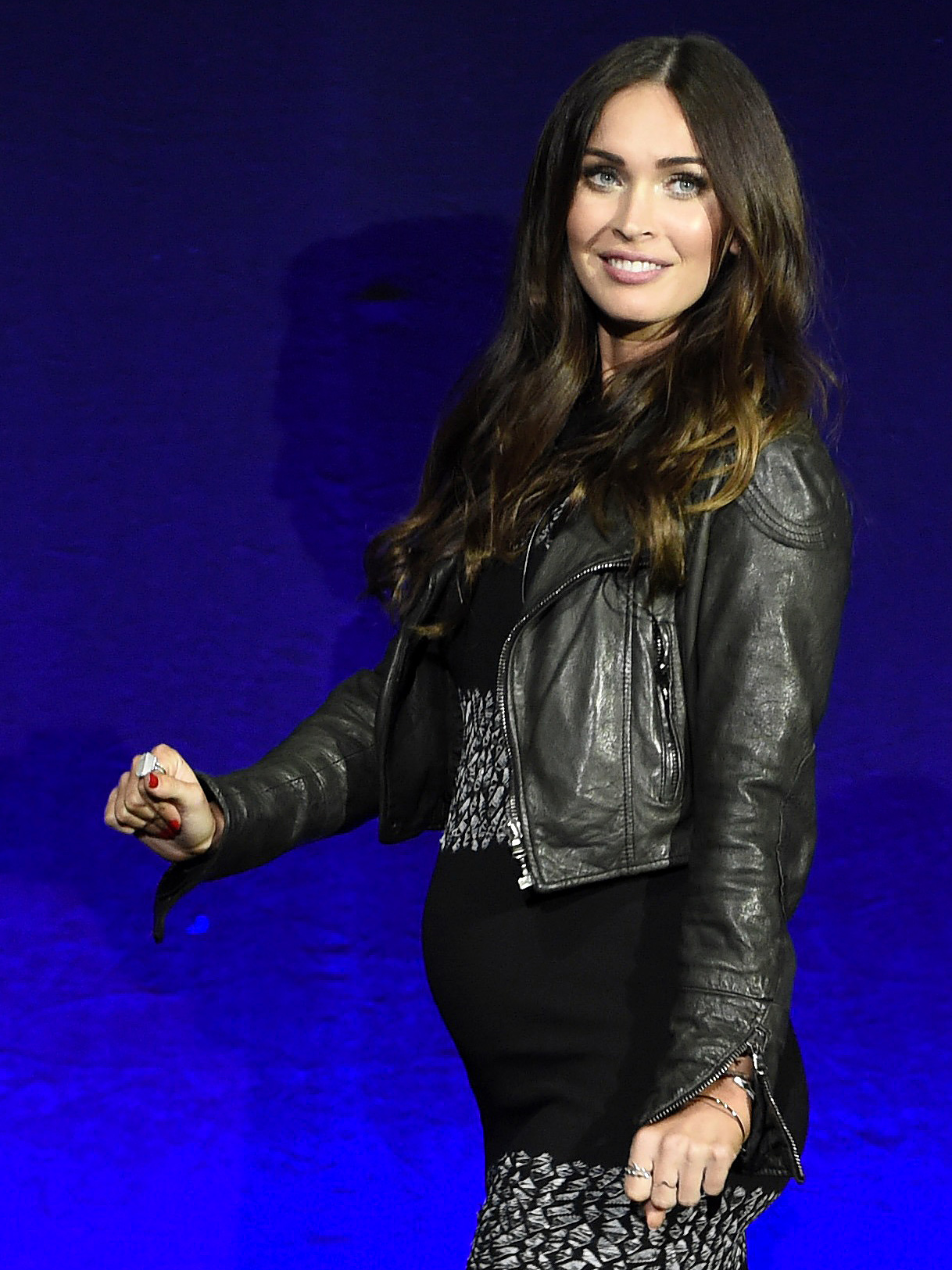 Gallery For > Megan Fox Pregnant Again Due Date Megan Fox