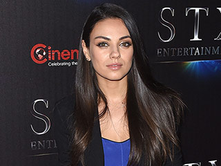 Mila Kunis Jokes Daughter Wyatt Is 'Crazy - She Would Just Walk Off the Ledge'