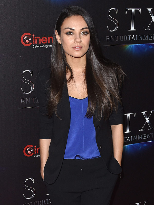 Mila Kunis CinemaCon