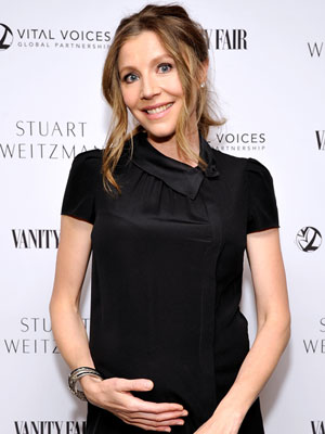 Sarah Chalke Welcomes Second Child
