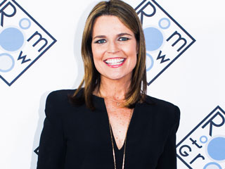 Savannah Guthrie, 44, Says Having a Baby Later in Life Is 'Magical'