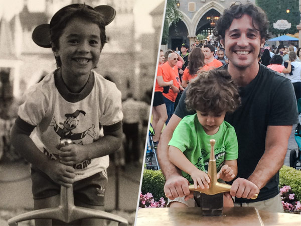 Thomas Ian Nicholas welcomes daughter zoe dylan